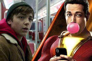 'Shazam!' - Bộ phim siêu anh hùng mới lạ đến từ nhà DC