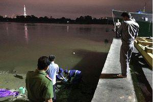 Phát hiện một thi thể nam giới trôi trên sông Sài Gòn