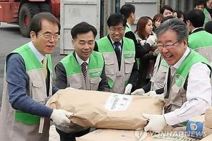 50.000 tấn lúa mì Nga viện trợ đã đến Triều Tiên