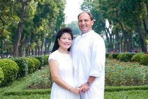Cặp đôi Đức-Việt 30 năm viết chuyện tình tuổi 17