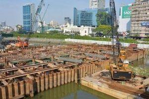 Năm 2019, TP.HCM xây dựng 218 dự án chống ngập