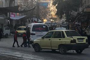 Thị trường xe hơi Syria 'nóng' với Nga, Trung