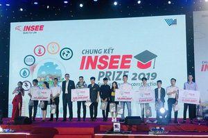 INSEE Prize 2019 – Thêm một giấc mơ thành hiện thực