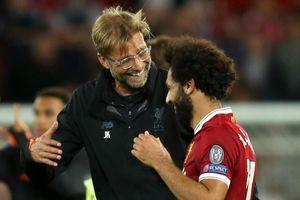 HLV Klopp: 'Tôi chưa bao giờ nghi ngờ năng lực của Salah'