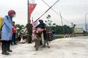 Sóc Sơn xử phạt hộ chăn nuôi giết mổ lợn bị dịch tả