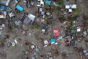 Nỗ lực khắc phục hậu quả bão Idai