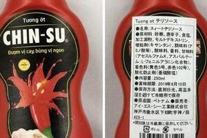 Vụ 18.168 chai tương ớt Chin-su bị thu hồi: Masan nói 'chưa từng xuất tương ớt sang Nhật'