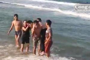 Tắm biển, 3 học sinh đuối nước