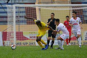 Đánh bại Nam Định, Khánh Hòa giành 3 điểm đầu tiên ở V-League 2019