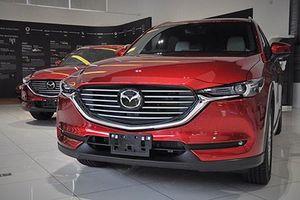 Xe SUV Mazda CX-8 sẽ về Việt Nam trong tháng 6/2019