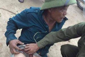 Hà Tĩnh: Làm rõ vụ nhóm đối tượng đi ô tô rút súng bắn bị thương một người dân