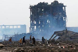 Trung Quốc đóng cửa khu công nghiệp hóa chất sau vụ nổ khiến hàng trăm người thương vong