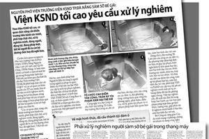 Kiến nghị khởi tố ông Nguyễn Hữu Linh về hành vi dâm ô