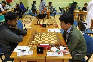 Lê Quang Liêm đoạt á quân cờ chớp Dubai Open