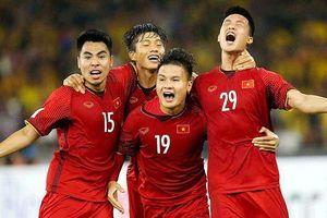 Chưa tìm được đối thủ đầu tiên của tuyển Việt Nam tại King's Cup 2019