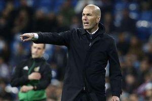 HLV Zidane đặt mục tiêu 'khủng' cho Real Madrid