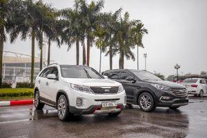 Kia Sorento và Hyundai Santafe, xe nào ăn xăng hơn đã có hồi kết