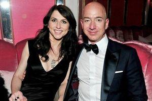 Ly hôn tỷ phú Jeff Bezos, bà MacKenzie trở thành người phụ nữ giàu thứ 4 thế giới