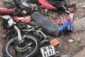 Bình Phước: Xe tải gây tai nạn liên hoàn, một phụ nữ tử vong