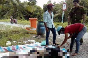 Vớt xác cò trên sông, nam thanh niên tử nạn