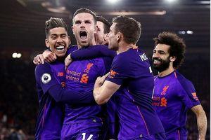 Ngược dòng ở St Mary, cửa vô địch của Liverpool sáng hơn bao giờ hết
