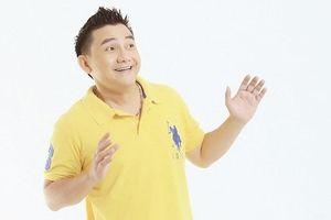 Diễn viên hài Anh Vũ để lại một nét duyên sân khấu