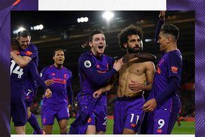 Southampton 1-3 Liverpool: Bóng dáng nhà Vô địch