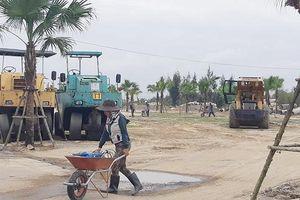 Dana Home Land xây 8 biệt thự không phép, Quảng Nam vào cuộc xử lý