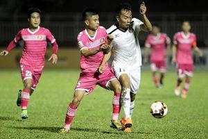 TP.HCM - Sài Gòn FC: Con gà tức nhau tiếng gáy