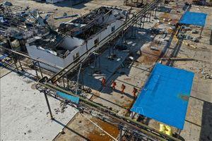Trung Quốc đóng cửa khu công nghiệp hóa chất sau vụ nổ làm chết 78 người