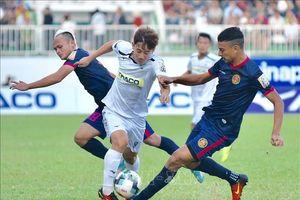 V.League 1 - 2019: Hải Phòng giành ba điểm trên sân nhà