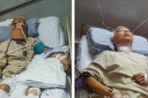Rapper Hàn gãy cổ, liệt nửa người sau tai nạn ở Thái Lan
