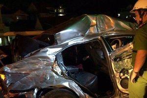 Vụ xe con đấu đầu xe tải, 5 người thương vong: Các nạn nhân nhập viện giờ ra sao?