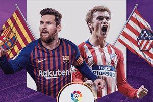 Barca vs Atletico: Đâu là giới hạn cho Lionel Messi?