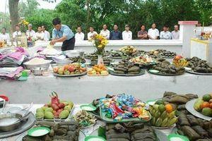 Cúng tảo mộ Tết Thanh Minh cần chuẩn bị những lễ gì?