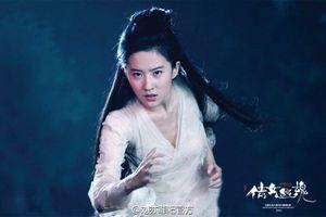 Những tạo hình cổ trang xinh đẹp của mỹ nhân Hoa ngữ (P1)