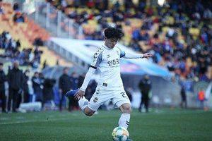 Incheon United bại trận trước Jeonbuk FC trong ngày Công Phượng đá chính
