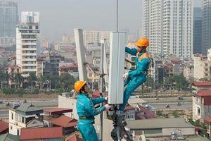 Viettel bắt đầu lắp đặt trạm 5G đầu tiên tại Việt Nam