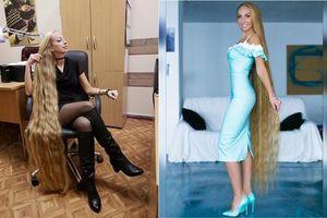 Bí quyết chăm sóc tóc của cô gái có mái tóc dài gần 2m