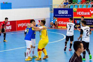Vòng loại giải Futsal HDBank VĐQG 2019: Quảng Nam FC tiến bước vào VCK
