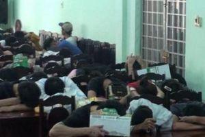 Đồng Nai: Tạm giữ 71 người dương tính với ma túy khi hát karaoke
