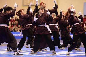 Giải thể thao sinh viên khu vực Hà Nội đã tìm được các nhà vô địch