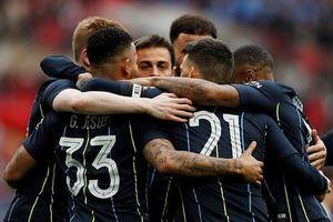 Jesus lập công sớm, Man. City vào chung kết FA Cup