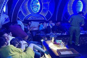 Gần 100 người dương tính với ma túy trong quán karaoke