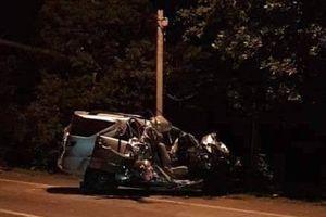 Ôtô 7 chỗ tông xe tải, 3 phụ nữ thiệt mạng