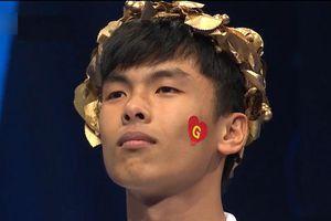 10X Ninh Bình giành vòng nguyệt quế cuộc thi tháng Olympia ở phút cuối