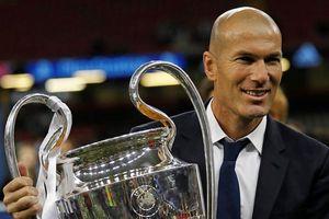 Những tháng năm rực rỡ của Zinedine Zidane ở Real Madrid