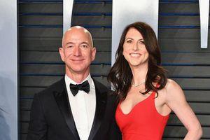 Vợ cũ tỷ phú Jeff Bezos giàu cỡ nào với khối tài sản 35 tỷ USD?