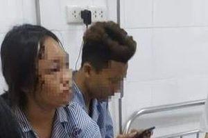 Công an vào cuộc vụ nữ sinh bị bạn đánh chấn thương đầu