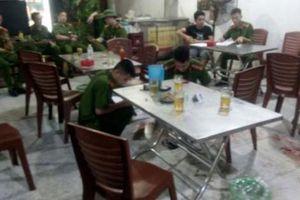 Một đêm hai vụ án xảy ra trong cùng xóm tại Thái Nguyên